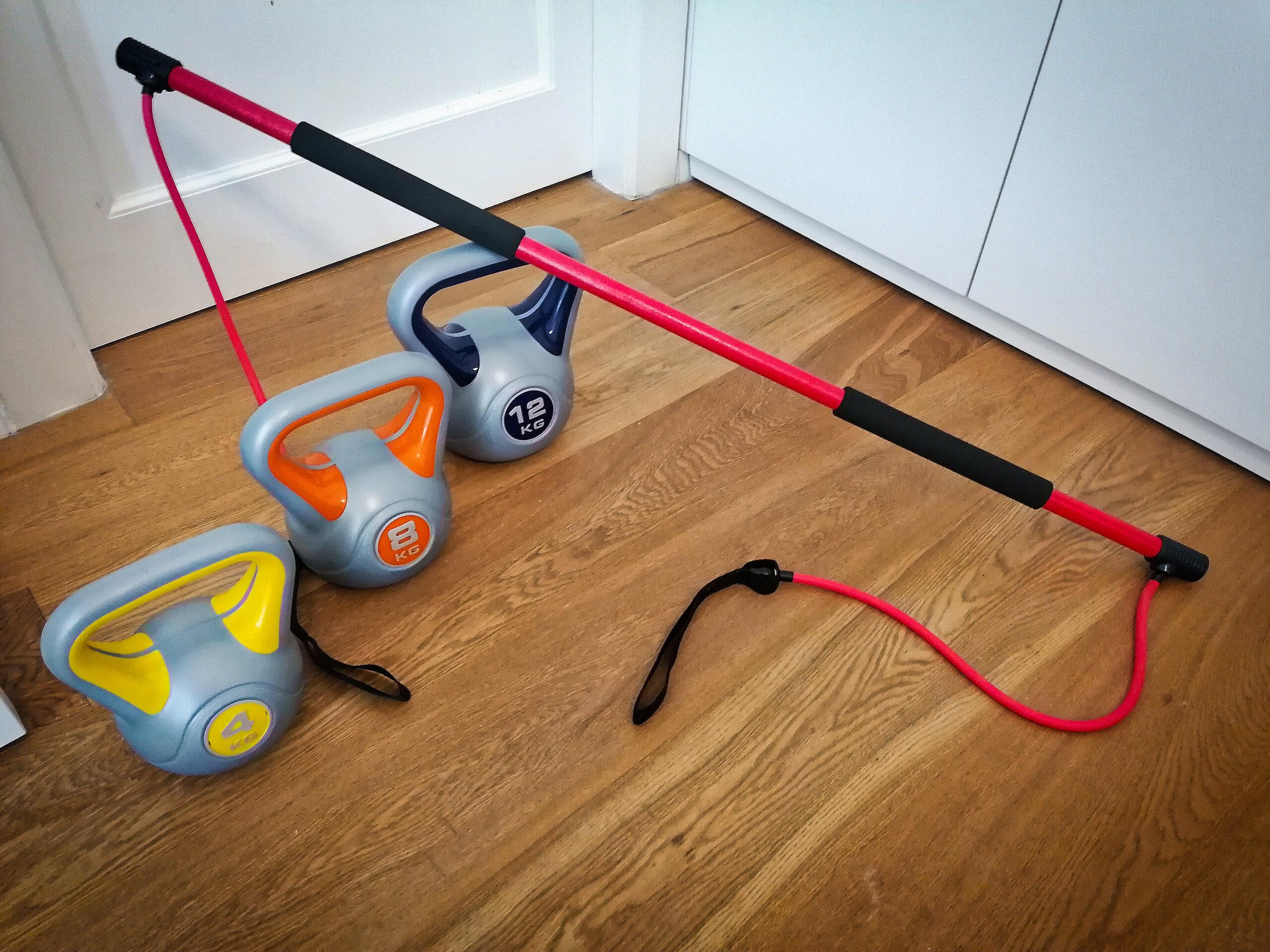 Online fitness usluge